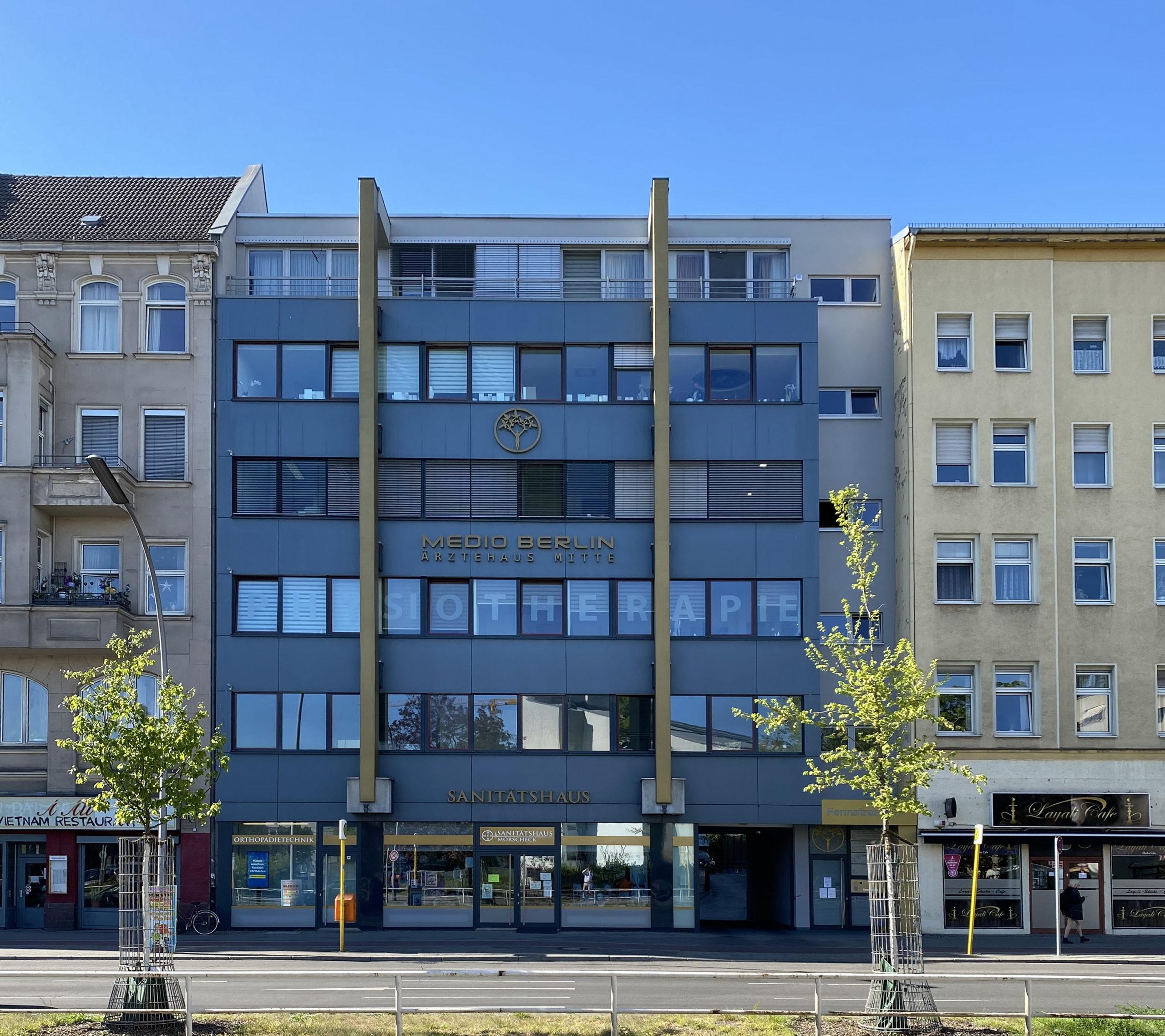 Fennstraße 3