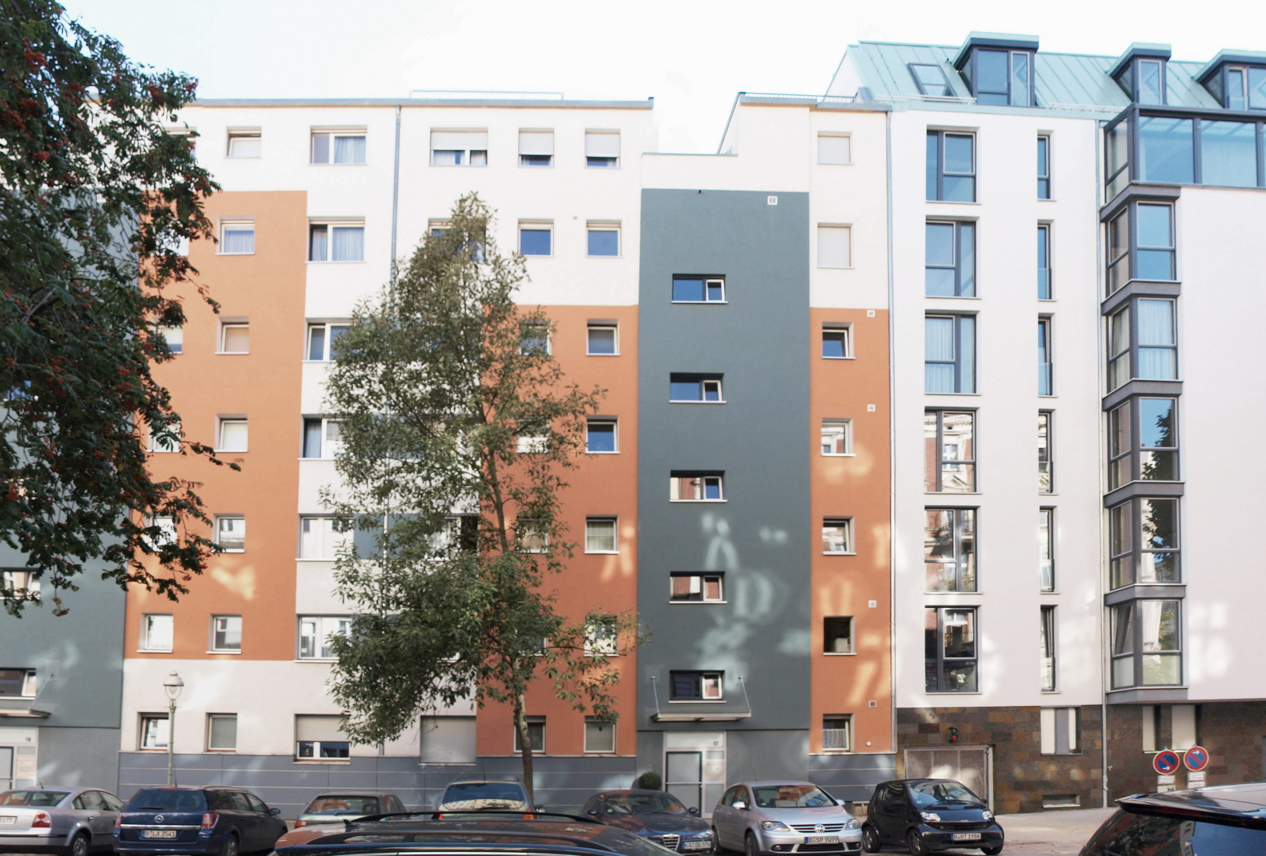 Melanchthonstraße 17-18