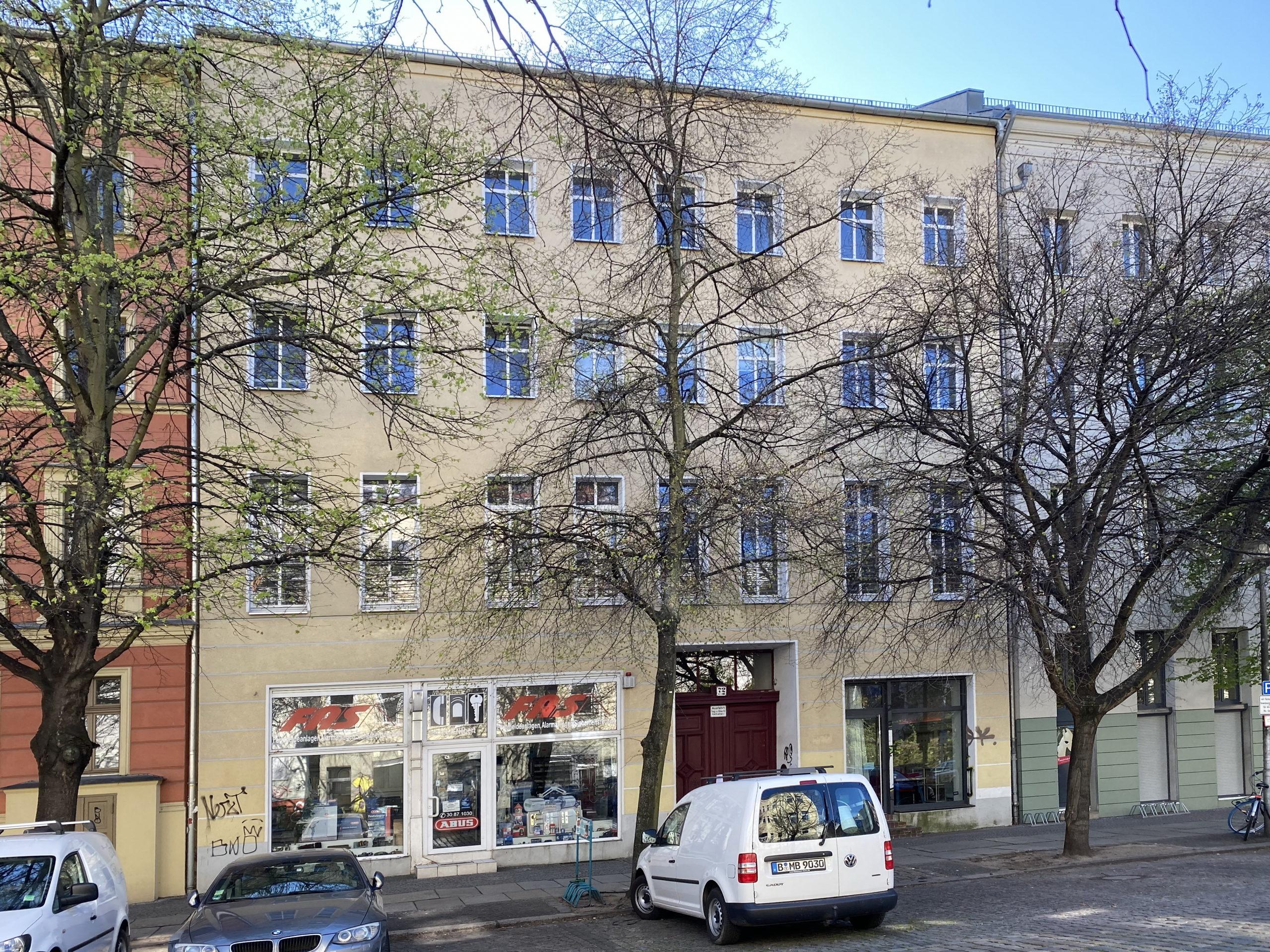Strelitzerstraße 72